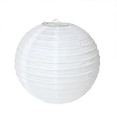 14-Zoll-chinesischen ringsum Papierlaterne (mehr Farben)