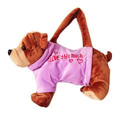 Мягкие игрушки Собаки Мультяшная тематика Необычные игрушки Мальчики / Девочки Текстиль