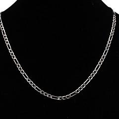 Jewelry Lančići Dnevno Legura Muškarci Srebrna Vjenčanje Pokloni