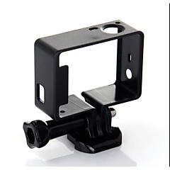 Accessories For GoPro,Smooth Frame Mount/HolderFor-Action Camera,Gopro Hero 3 Gopro Hero 3+ PVC