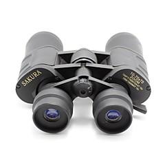 SAKURA® 10-32x 50 mm Binóculos Visão Nocturna / Tamanho Compacto 168ft/1000yds Revestimento Completo Uso Genérico / Observação de Pássaros