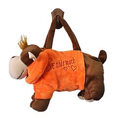 Мягкие игрушки Обезьяна Мультяшная тематика Необычные игрушки Для мальчиков / Для девочек Текстиль / Плюш
