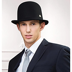 Men's Wool Headpiece-Special Occasion / Casual / Office & Career / Outdoor Hats