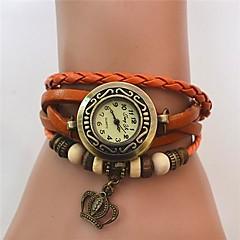 שעון הצמיד של woli נשים בהשראת וינטג 'יד-פילס
