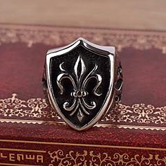 指輪 ジュエリー ステンレス鋼 バンドリング 指輪 1個