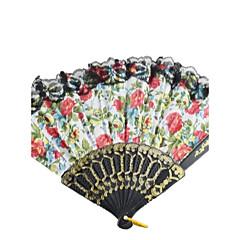 Ventilatoren und Sonnenschirme-# Stück / Set Asiatisches  Thema Schwarz 42cmx23cmx1cm 2.4cmx23cmx1cm