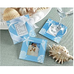 COASTER - Lasi - Photo Coasters - Klassinen teema