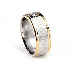 Prstenje Party / Dnevno / Kauzalni Jewelry Titanium Steel Klasično prstenje7 / 8 / 9 / 10 / 11 / 12