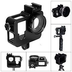 Gopro Accessories Gopro Case/Bags / Camera LensFor-Action Camera,Gopro Hero 2 / Gopro Hero 4Boating / Universal / Kayaking / Auto / Rock