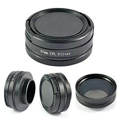 GoPro příslušenství,hladký Frame Krytka objektivu Dive FilterPro-Akční kamera,Gopro Hero 3 Gopro Hero 3+Film a hudba motocykl Lyže Kolo