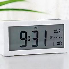 kreativ storskærm justerbar alarm clock