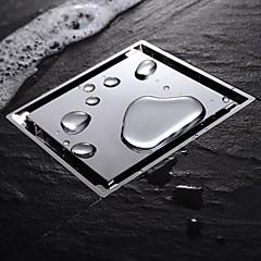 HPB®,Afvoer Chroom Overige 10*10*4cm(3.9*3.9*1.6 inch) Messing Modern
