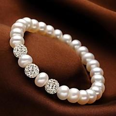 Elegant Fashionable Fresh Water Pearls Bracelets