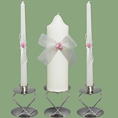 Have Tema Candle Favors Piece / Set Stearinlys Ikke-personaliseret Hvid