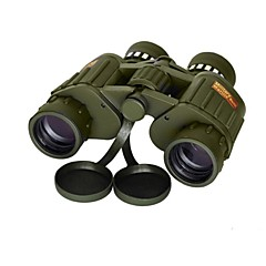 Moge ® 8x42 Binoculars Baigish Zoom Binoculars High Definition Telescope  Night Vision Red Eye Lens  L158