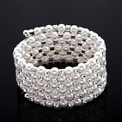 Child's / Women's Bracelet Cubic Zirconia Imitation Pearl / Cubic Zirconia