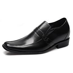 Men's Shoes Wedding Calf Hair Oxfords