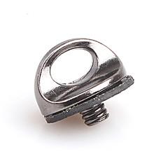 """Universal 1/4 """"Schnellband Link-Taste für die Kamera Schultergurt"""