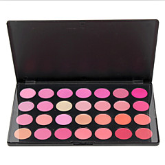 28 Colors Professional Beauty Makeup Cosmetic Blush Blusher Powder Palette