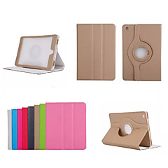 7.9 Inch 360 Degree Rotation Solid Color Pattern PU Leather Case with Stand for iPad mini 1/2/3(Assorted Colors)