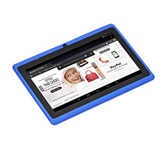 A23 7 אינץ' Tablet Android (Android 4.2 800*480 Dual Core 512MB RAM 4GB ROM)