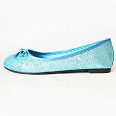 Sapatilhas ( Azul ) - de MENINA - Conforto/Bailarina/Arrendondado/Bico Fechado