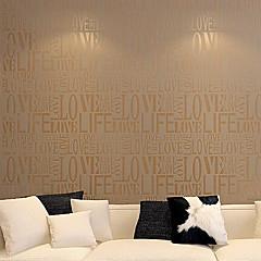 Art Deco Tapete Zeitgenössisch Wandverkleidung,Nicht-gewebtes Papier ja