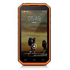 Smartphone 3G ( 5.0 , Quad Core DG2Plus( water/dust/shock-proof/walkie-talkie/quad core/android 4.4/2800mAh/Dual camera)) - con