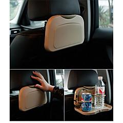 bil spisebord drikke stativ sammenleggbar koppholder 3color