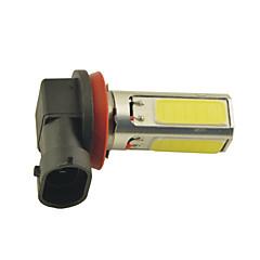 H8 carking ™ / H11 15waty 3 * klas vedl 600ml bílého světla foglight lampy (DC 12V)
