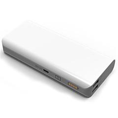 de ji 10400mAh Multi-Output externe Batterieleistung-Bank für iphone4s / 5s / 6 ipad / samsungs4 / S5 / S6 / mobilen Geräten