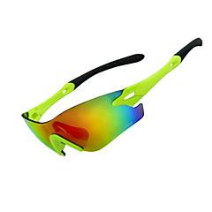 Cykling/Campering & Vandring/Fitness, Løb & Yoga/Sejlsport/Motercykel Unisex 's Ridsefri/100% UV/Slagfast/Spejlet/Anti-Wind Wayfarer