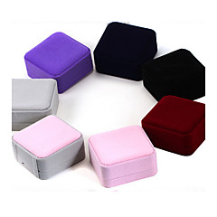 9 * 9 * 4 centímetros pulseira caixas de jóias 1pc