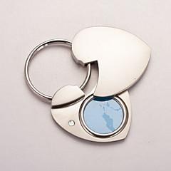 Personlig - Nyckelband ( Silver