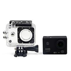 SDV-105 מצלמה בסגנון / מצלמת פעולה 12MP 2560 x 1920 WIFI עמיד במים הכל באחד Panorama 2 CMOS 32 GB H.264 30 Mציד ודיג בקרת רדיו צניחה