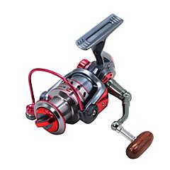 גלילי דיג סלילי טווייה 5.2:1 11 מיסבים כדוריים ניתן להחלפההטלת פיתיון / דיג קרח / Spinning / דייג במים מתוקים / אחר / דיג קרפיון / דיג בס