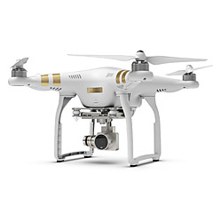 DJI® Phantom 4/Phantom 3 Professional 4K Camera Drone Double Batteries RC Quadcopter(Complete With Gimbal And 4K Camera/Continuous Flight 22 Mins)