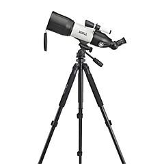 Bosma 10 80 mm Telescópios PaulRoof Prism / Alta Definição / Ângulo Largo / Eagle Vision / Spotting Scope / Impermeável / Fogproof /