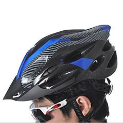 Sportif Unisexe Vélo Casque 21 Aération Cyclisme Cyclisme Cyclisme en Montagne Escalade Taille Unique Polycarbonate EPS PVCJaune Blanc