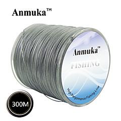 500 M Linha Traçada PE / Dyneema 0.1 0.126 mmPesca de Mar / Pesca Voadora / Pesca no Gelo / Rotação / Pesca de Gancho / Pesca de Água