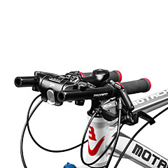 Promend® Folding Handlebar Suitable for 31.6mm and 31.8mm of the Bicycle Stem,After Folding the Length is Only 136mm