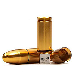 engros bullet modell usb 2.0-minne flash stick kjøretur 16gb