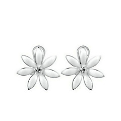 Stud Earrings Women's Alloy Earring Opal