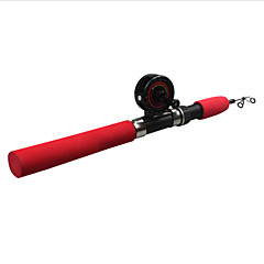 81cm Mini Fishing Rod With 1:1 Fly Reel For Ice Fishing