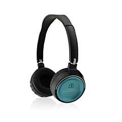4 דיגיטלי באוזניות v3.0 Bluetooth האלחוטית סטריאו BT 1& אוזניות חוטית עם רדיו FM כרטיס TF המיקרופון עבור iPhone סמסונג