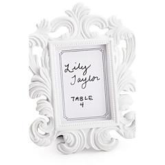 קשת שרף כרטיסי מספר שולחן 1 סגנון עמידה Gift קופסה