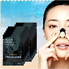 Blackhead Remover Deep Cleansing Purifying Peel Acne Face Mask(10PCS)