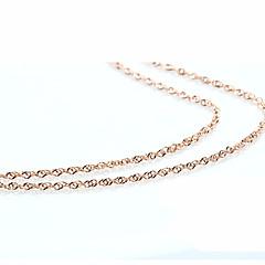 Damskie Łańcuszki na szyję Złoty biżuteria kostiumowa Biżuteria Na Ślub Impreza Codzienny Casual
