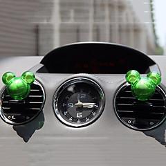 2kpl satunnainen muoto tuoksu auton aukko ilmanraikastustuotteiden pistorasiaan hajuvettä