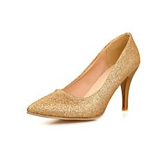 Women's / Girl's Wedding Shoes Heels Heels Wedding / Office & Career / Party & Evening / Dress Green / Red /